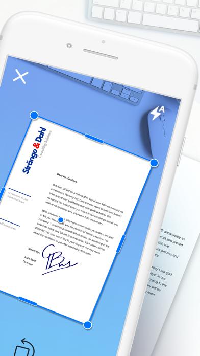 スキャナーアプリ:PDF Documents Camのおすすめ画像2