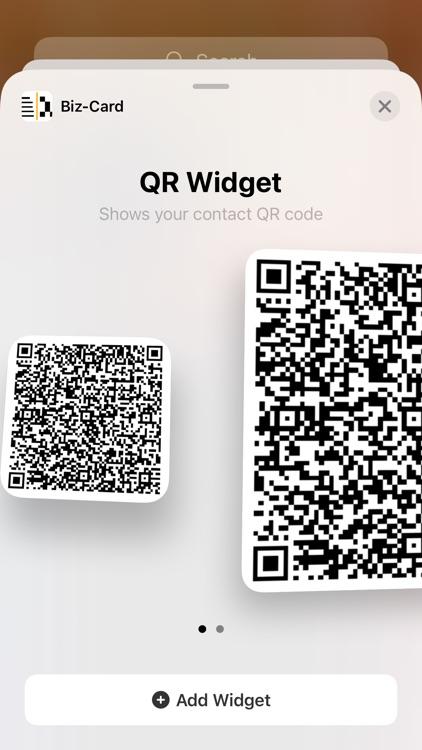 Biz-Card App screenshot-4