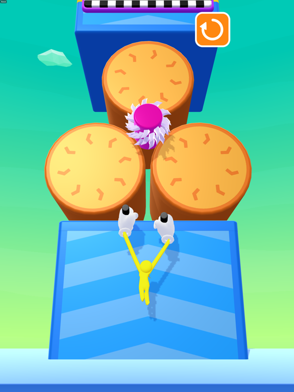 Handy Climber! screenshot 10