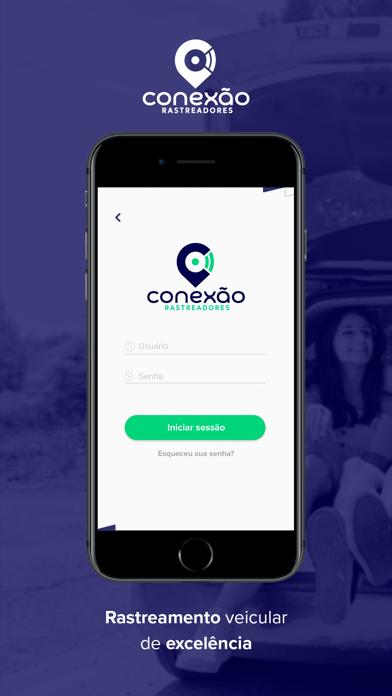 CONEXÃO RASTREADORES screenshot 1