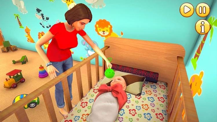 Pregnant Mom Newborn Baby Care
