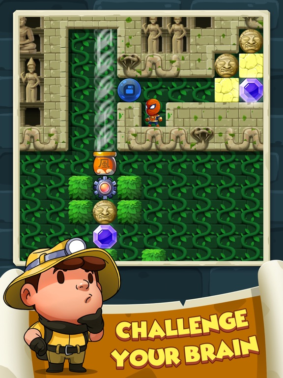 Diamond Quest: The Lost Temple screenshot 16