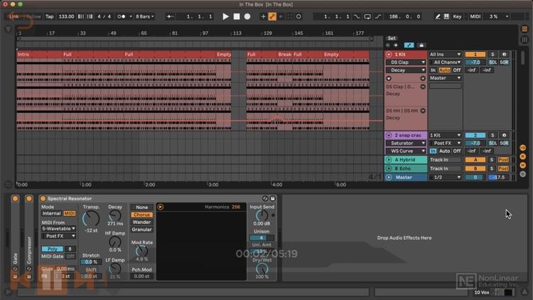 Finishing a Track In the Box screenshot-3