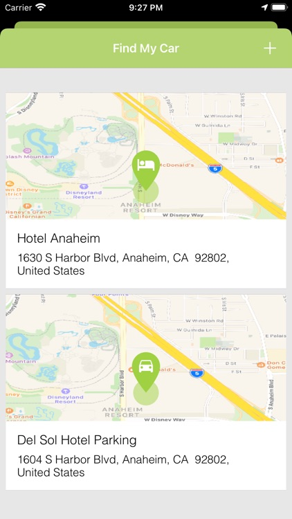 Find My Car - GPS Navigation screenshot-4
