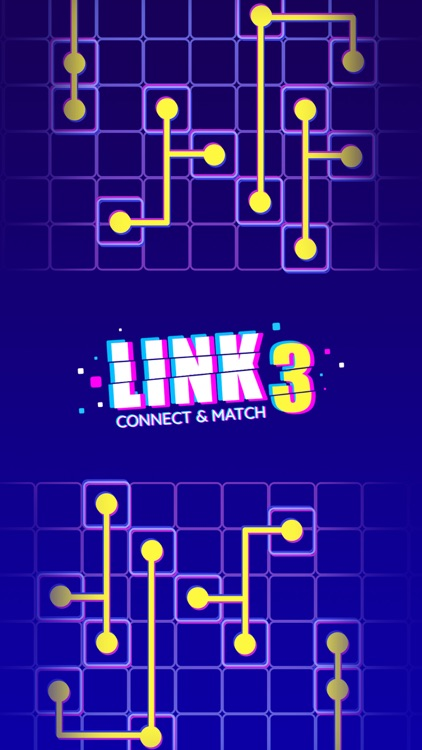 Link 3 - Connect & Match screenshot-4