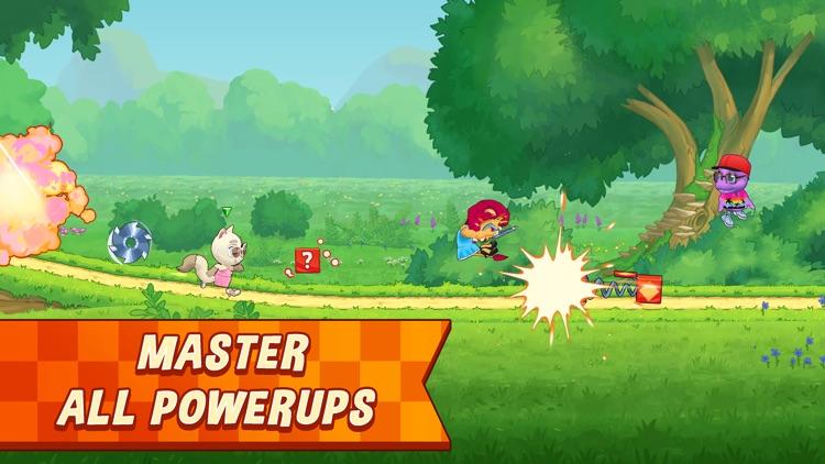 Fun Run 4 - Multiplayer Games screenshot-3