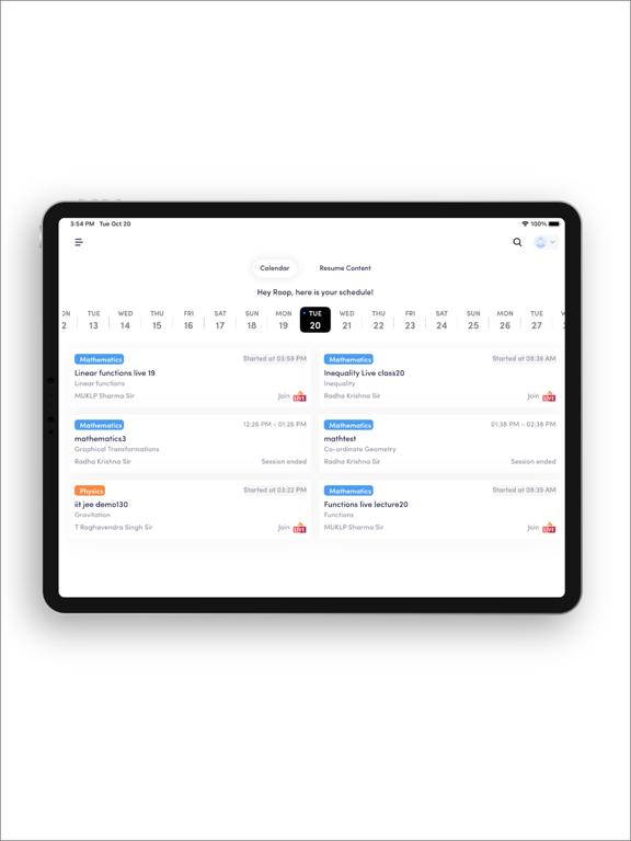 Turito - Live Learning Appのおすすめ画像1