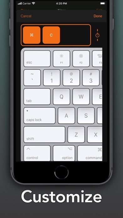 Remote Numeric Keypad [Pro] Screenshots