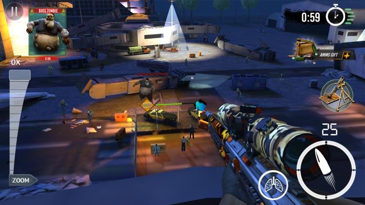 Modern Sniper Shooter 3d screenshot-6