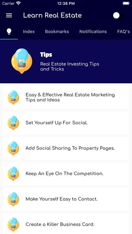 Learn Real Estate Investing screenshot-4