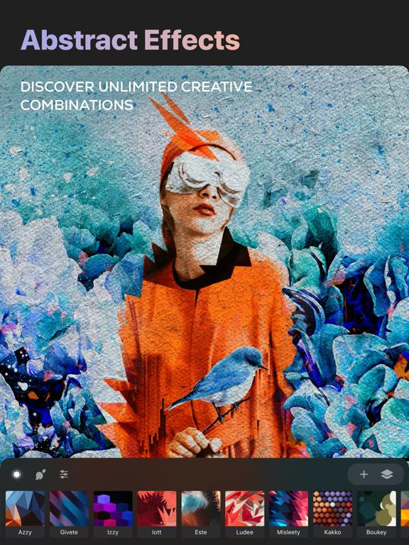 Trigraphy: Create Abstract Artのおすすめ画像1