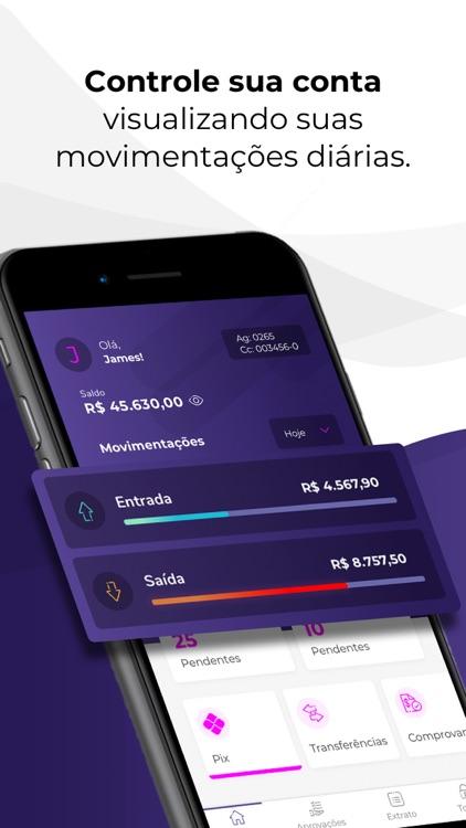 Mais Todos Empresas by BS2 screenshot-3