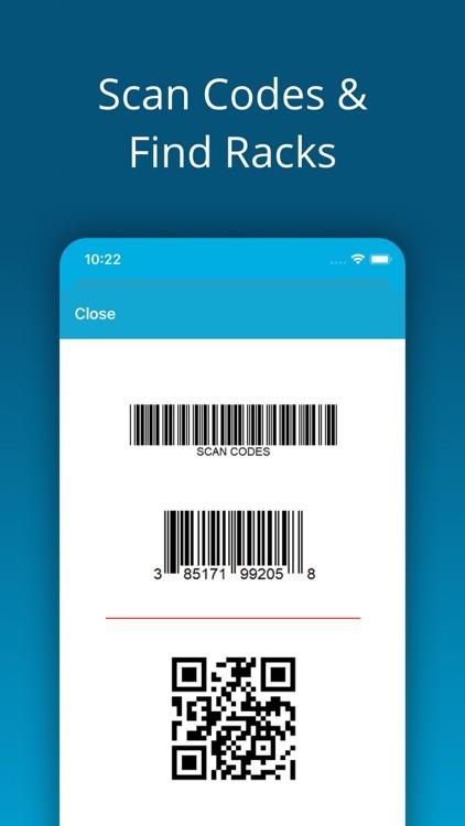 Rack Inspection DIN EN 15635 screenshot-5