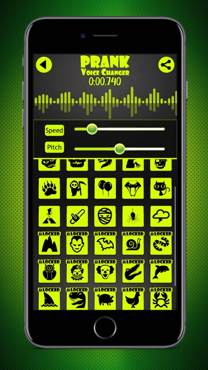 Prank Voice Changer & Recorder screenshot-4