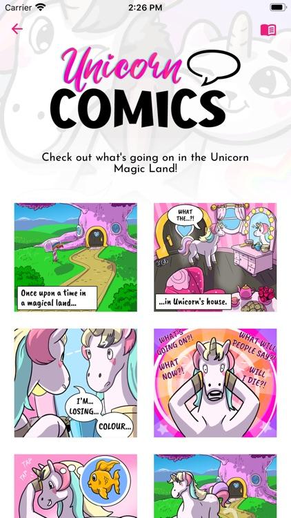 Unicorn Diary (with password) screenshot-4