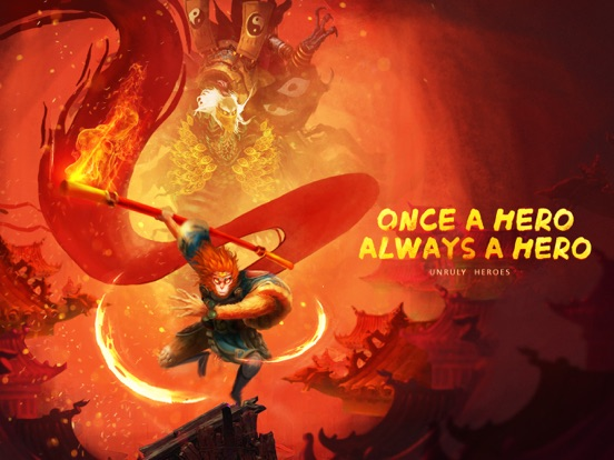 Unruly Heroes screenshot 6