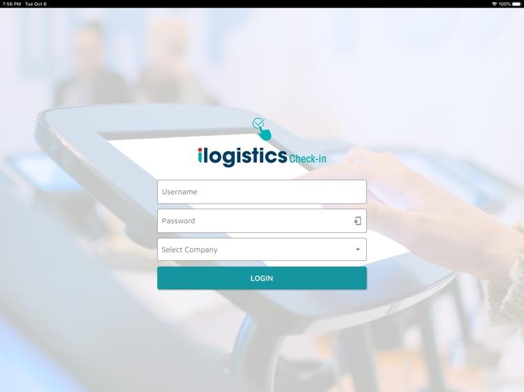 iLogistics Check-in