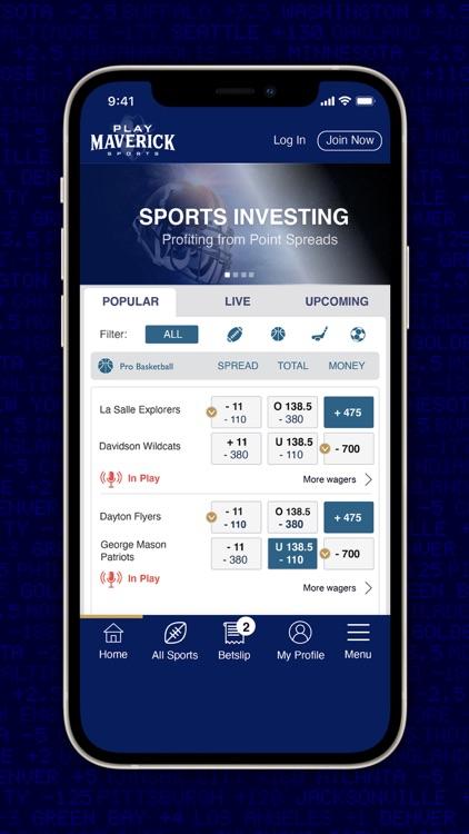 Play Maverick Sports CO screenshot-6