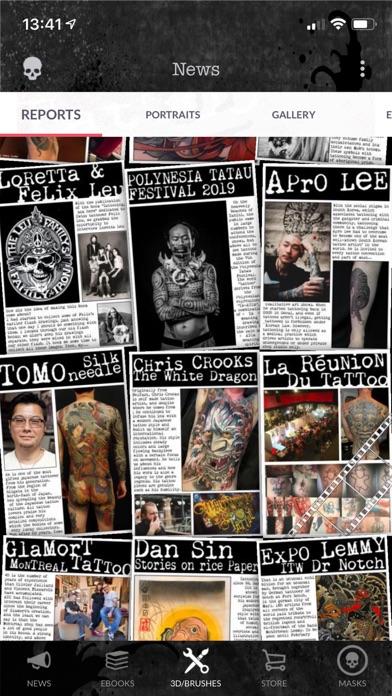 messages.download Inkers : La référence Tattoo software