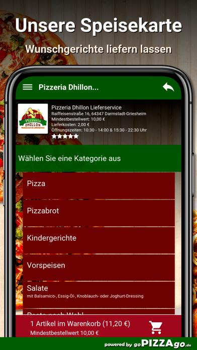 Dhillon Darmstadt-Griesheim screenshot 4