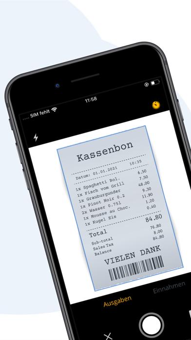 sevDesk GO - BuchhaltungScreenshot von 2