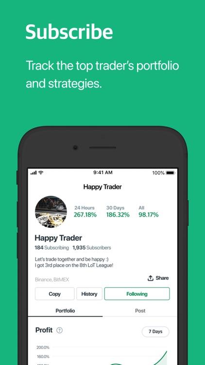 League of Traders screenshot-3