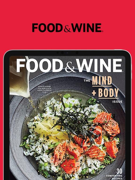 FOOD & WINEのおすすめ画像1