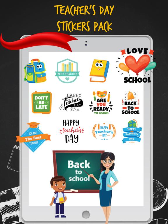 Teacher's Day screenshot 7