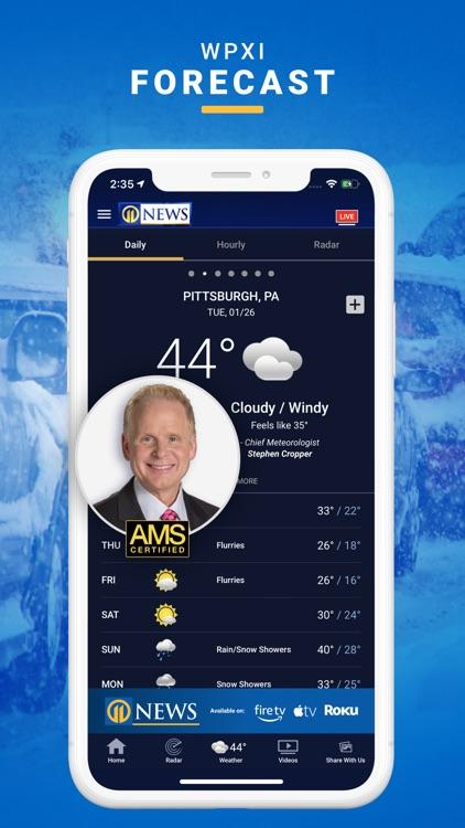 WPXI Channel 11 screenshot-4