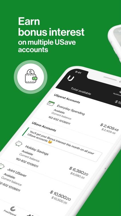 UBank Mobile Banking screenshot-3