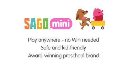 Sago Mini Space Blocks Builder screenshot 5