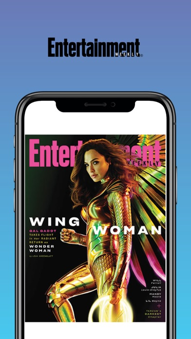 Entertainment Weekly Magazineのおすすめ画像1