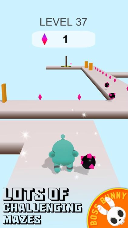 Maze 3d Run screenshot-5