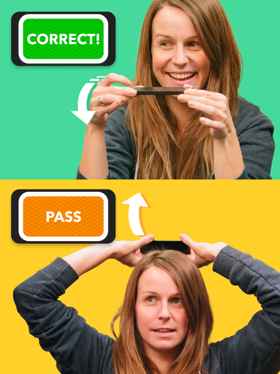 Heads Up! Best Charades game Screenshots