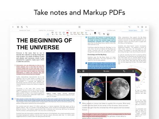 Flexcil 2 ノート&PDFリーダーのおすすめ画像1