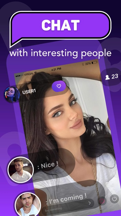 Peachat Screenshot
