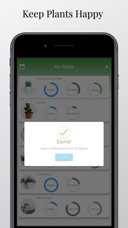 PlantBuddy - Plant Care App screenshot-4