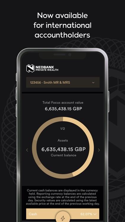 Nedbank Private Wealth App screenshot-5