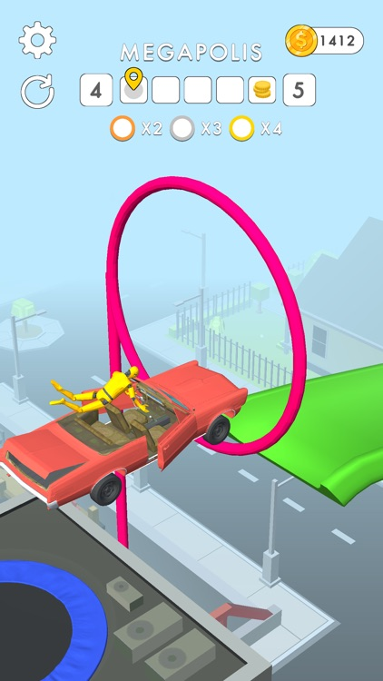 Car Flip -  Parking Heroes screenshot-6