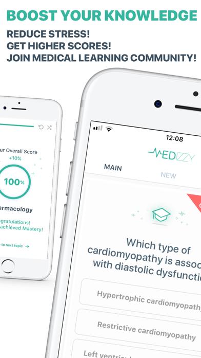 MEDizzy - Medical CommunityScreenshot of 1