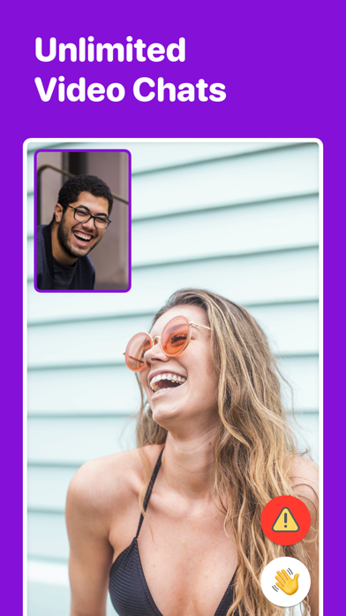 Monkey Run - Random Video Chat for Android - Download Free