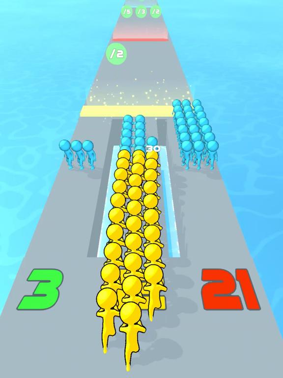 Runner Pusher screenshot 5