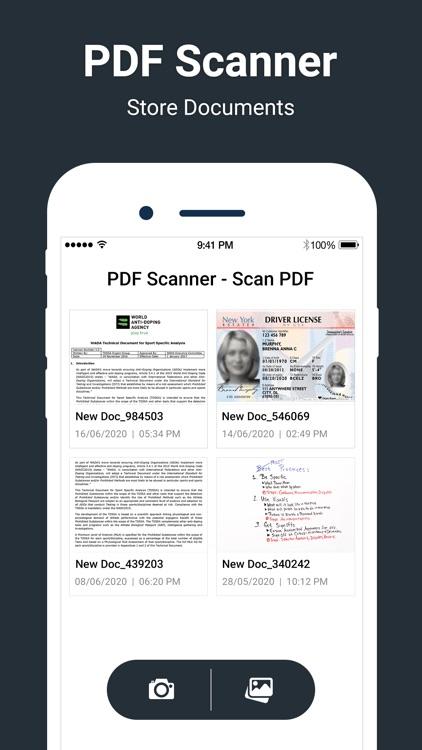 PDF Scanner - Scan PDF screenshot-4