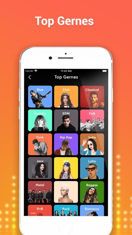 iMusic - Play Tube Video Music screenshot-6