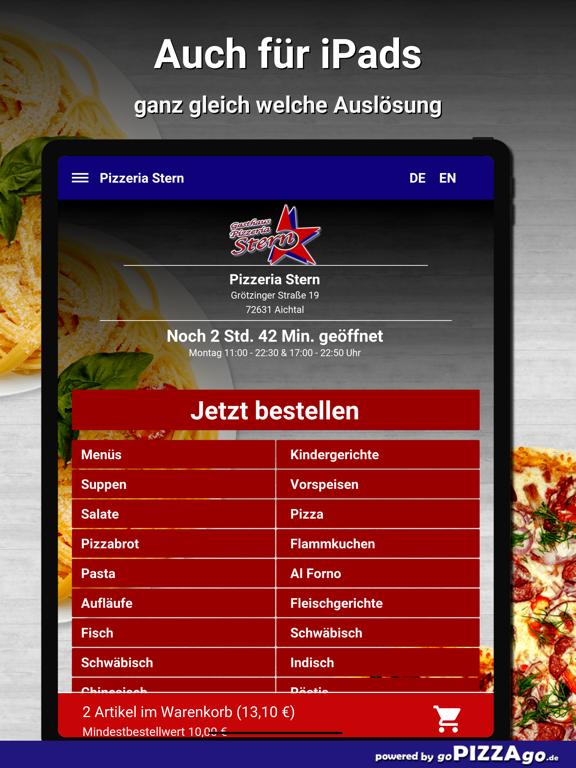 Pizzeria Stern Aichtal screenshot 7