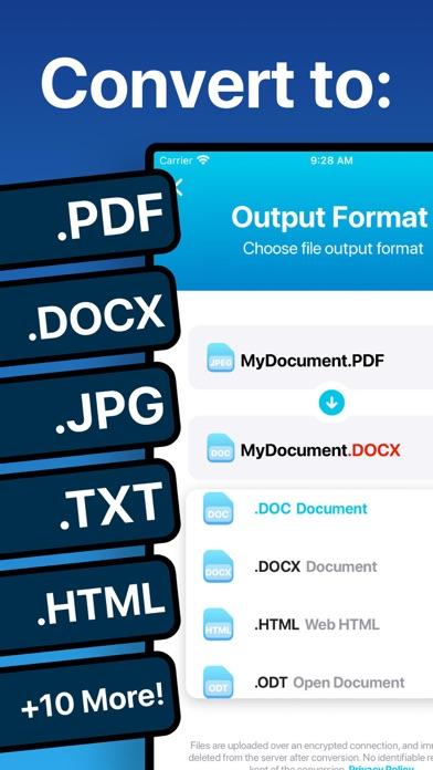 cancel The Document Converter app subscription image 1