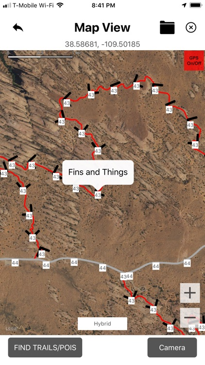 Moab ATV Jeep Trails screenshot-7