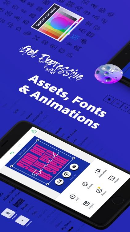 Adobe Spark Post: Design Maker screenshot-9