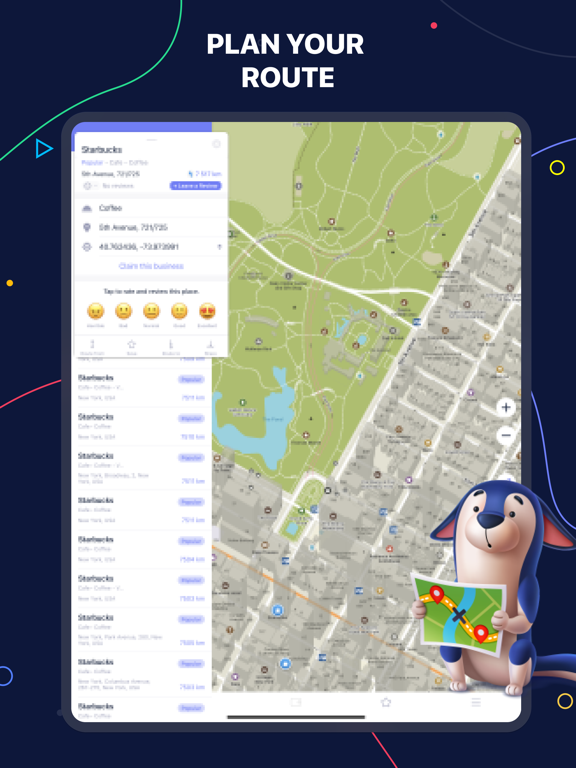 MAPS.ME – Offline Map with Navigation & Directions screenshot