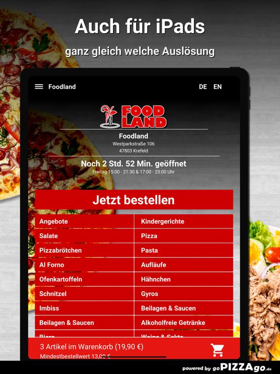 Foodland Krefeld screenshot 7